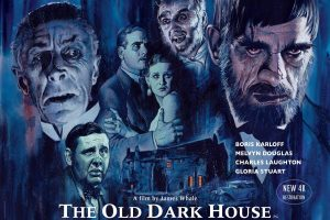 The Old Dark House, 4K Restoration heads to Cinemas and Dual-Format
