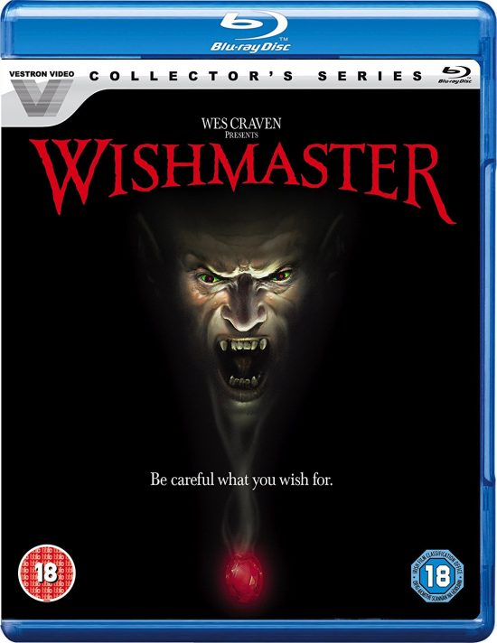 Wishmaster - Blu-ray