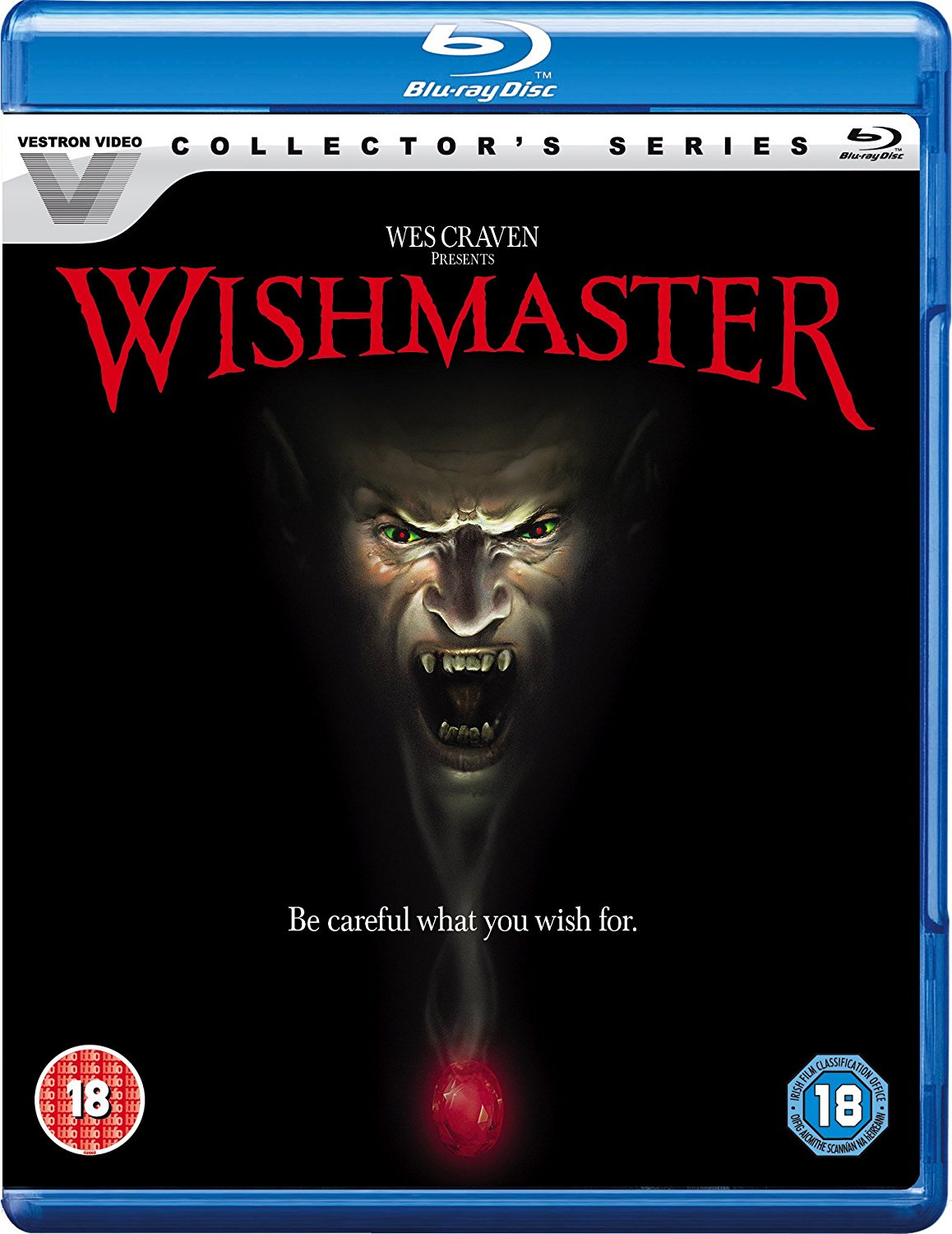 Let's flashback to 1997 when the Men In Black were defending the Earth from Aliens, the Titanic was brought back, Austin Powers was an International Man of Mystery and a certain Djinn was released in the cult classic, Wishmaster.