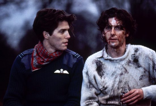 Lair of the White Worm (Hugh Grant, Peter Capaldi)