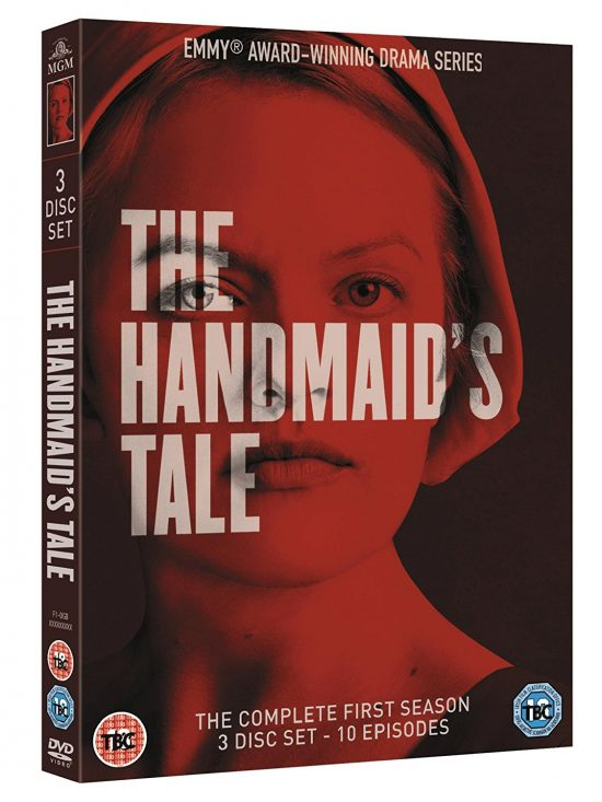 The Handmaid's Tale - DVD Release