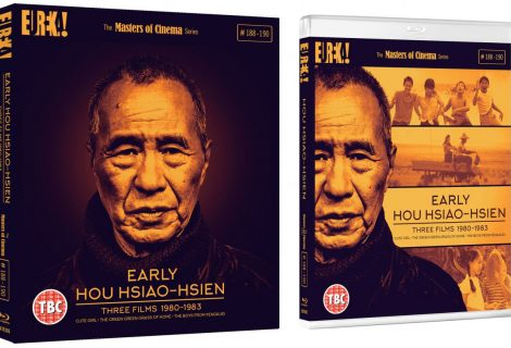 Win HOU HSIAO-HSIEN: THREE FILMS 1980-1983 [Masters of Cinema] Blu-ray