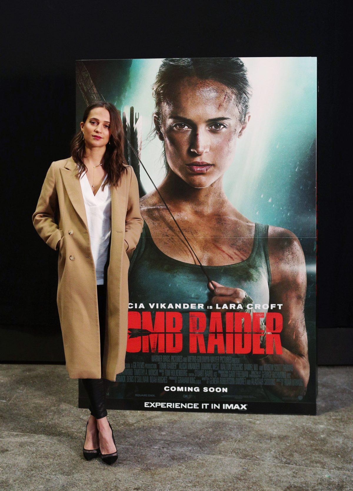 With the latest incarnation of #LaraCroft and #TombRaider heading to the big screens on the 15th March, we've got six, yes you read that right, six clips from the upcoming #movie that is based on the ever-popular Tomb Raider #videogame franchise.