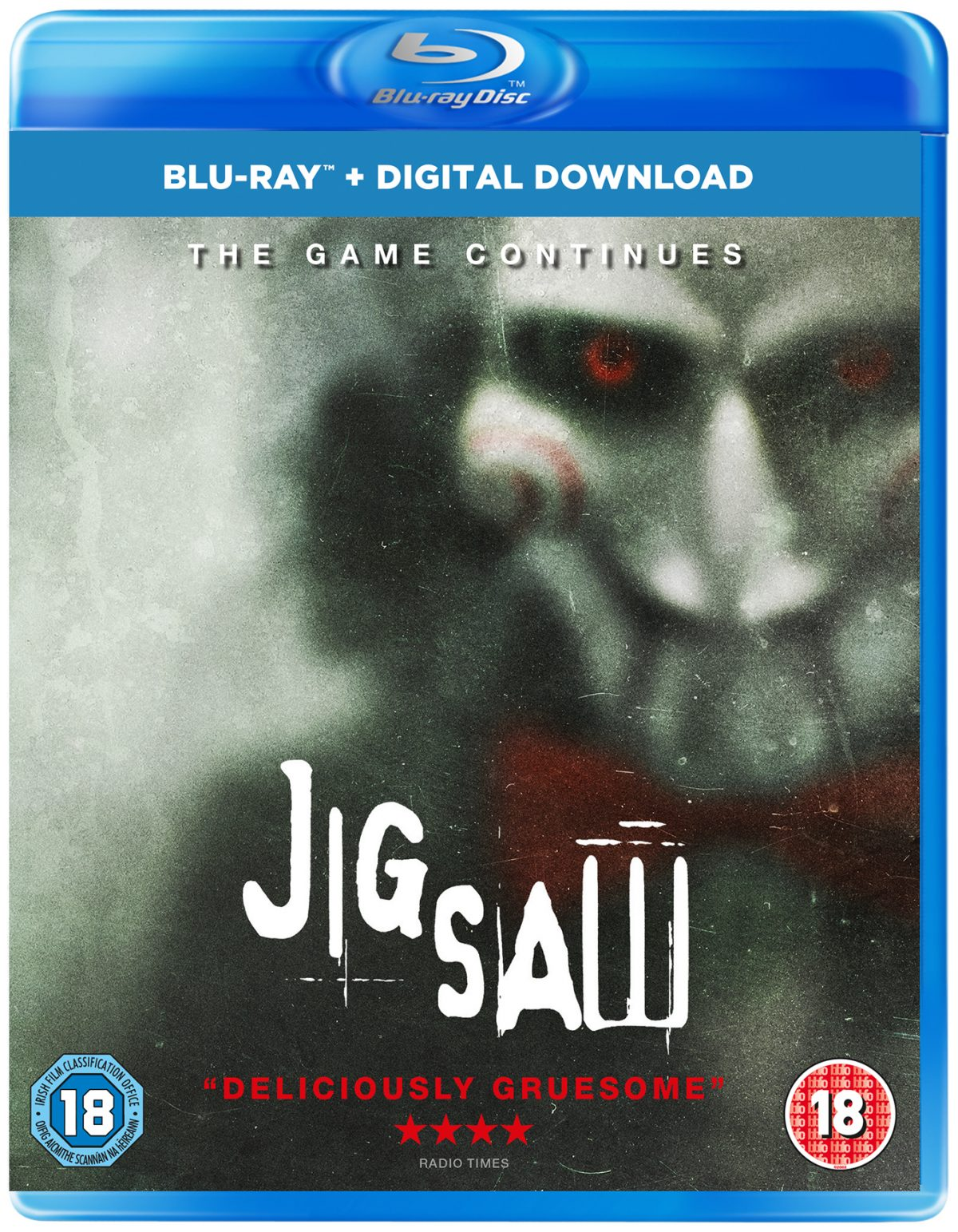 Prepare for the horror of The SAW Chapter in the in multi-player survival horror Dead by Daylight in this new bundle that includes the JIGSAW movie.