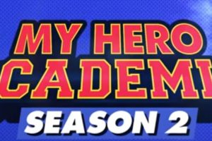 My Hero Academia Season 2 Part 1 heads to Blu-ray