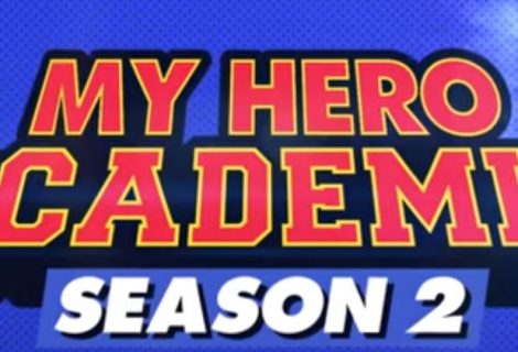 Win My Hero Academia Season 2, Part 2 on DVD