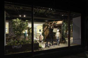 Harrods celebrates the mischievous world of Peter Rabbit ™