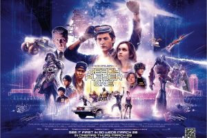 Win a Ready Player One Merchandise Prize Pack