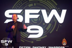 SFW9 has been yet another Geekcamp of delight in Pwllheli – Part 1