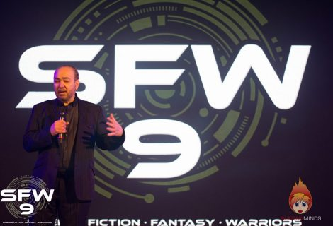 SFW9 has been yet another Geekcamp of delight in Pwllheli – Part 1