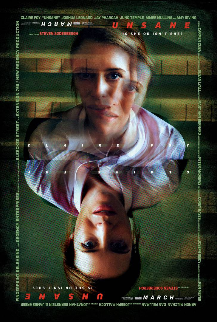 Steven Soderbergh's latest movie, Unsane, is the next movie on the list of films to get a Cineworld Unlimited Screening andheads to a Cineworld near you