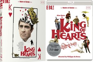 50th Anniversary 4K restoration of King of Hearts – Release News