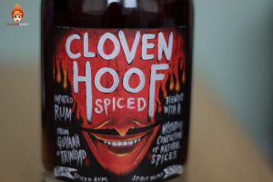 Cloven Hoof Spiced Rum – It's a bit of a Devil!! – Review