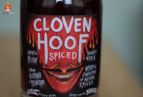 Cloven Hoof Spiced Rum – It's a bit of a Devil!! – Review