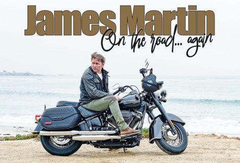 James Martin is 'On The Road … Again' And is Making His Way to Llandudno