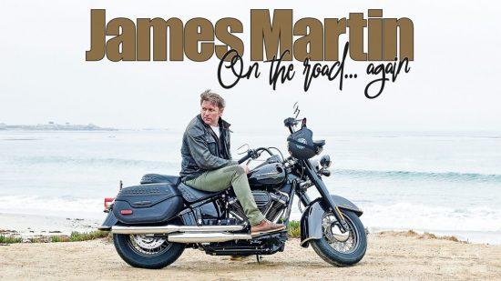 James Martin On The Road Again Llandudno