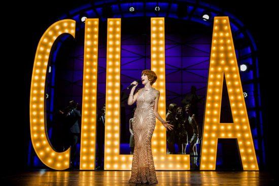 Kara Lily Hayworth (Cilla) - Cilla The Musical - Liverpool Empire (photo includes previous cast)