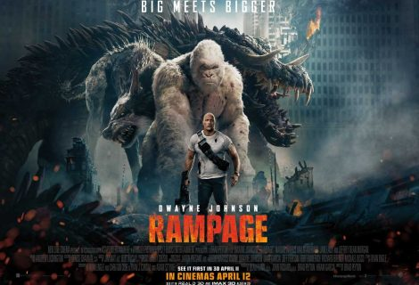 Win a RAMPAGE Official Merchandise Prize Pack