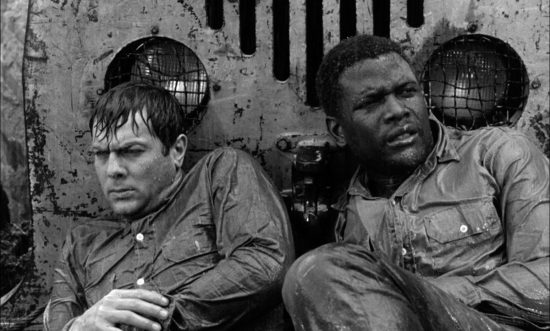 The Defiant Ones (Tony Curtis and Sidney Poitier) (Eureka Entertainment)