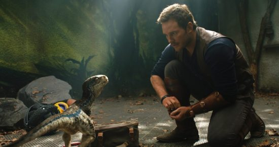Jurassic World: Fallen Kingdom (still)