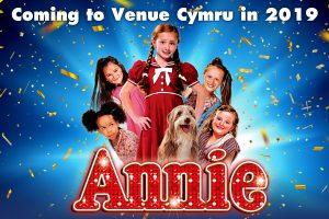 Little Orphan ANNIE is heading to Venue Cymru, Llandudno