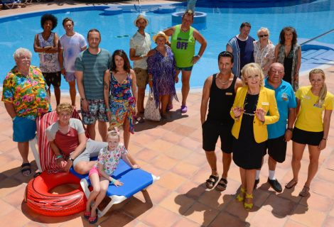 The Sun and Fun of Benidorm heads to Venue Cymru in 2019
