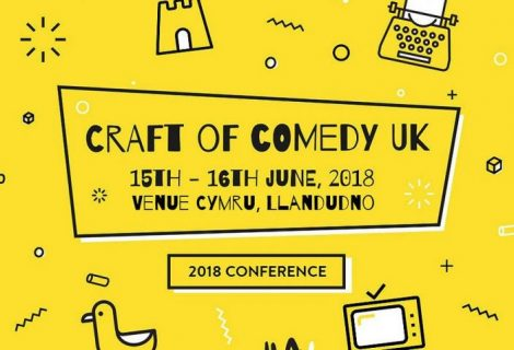 There's a Belly Full of Laughs at the Craft of Comedy Fringe Festival at Llandudno