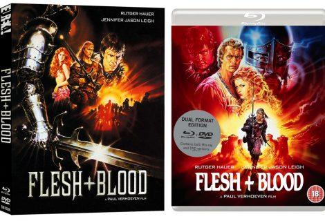 Win Paul Verhoeven's Flesh + Blood on Dual-Format