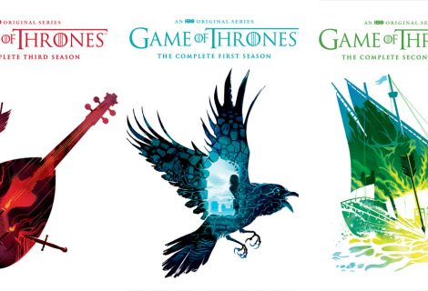 Game of Thrones Limited Edition Box Sets are on the Way