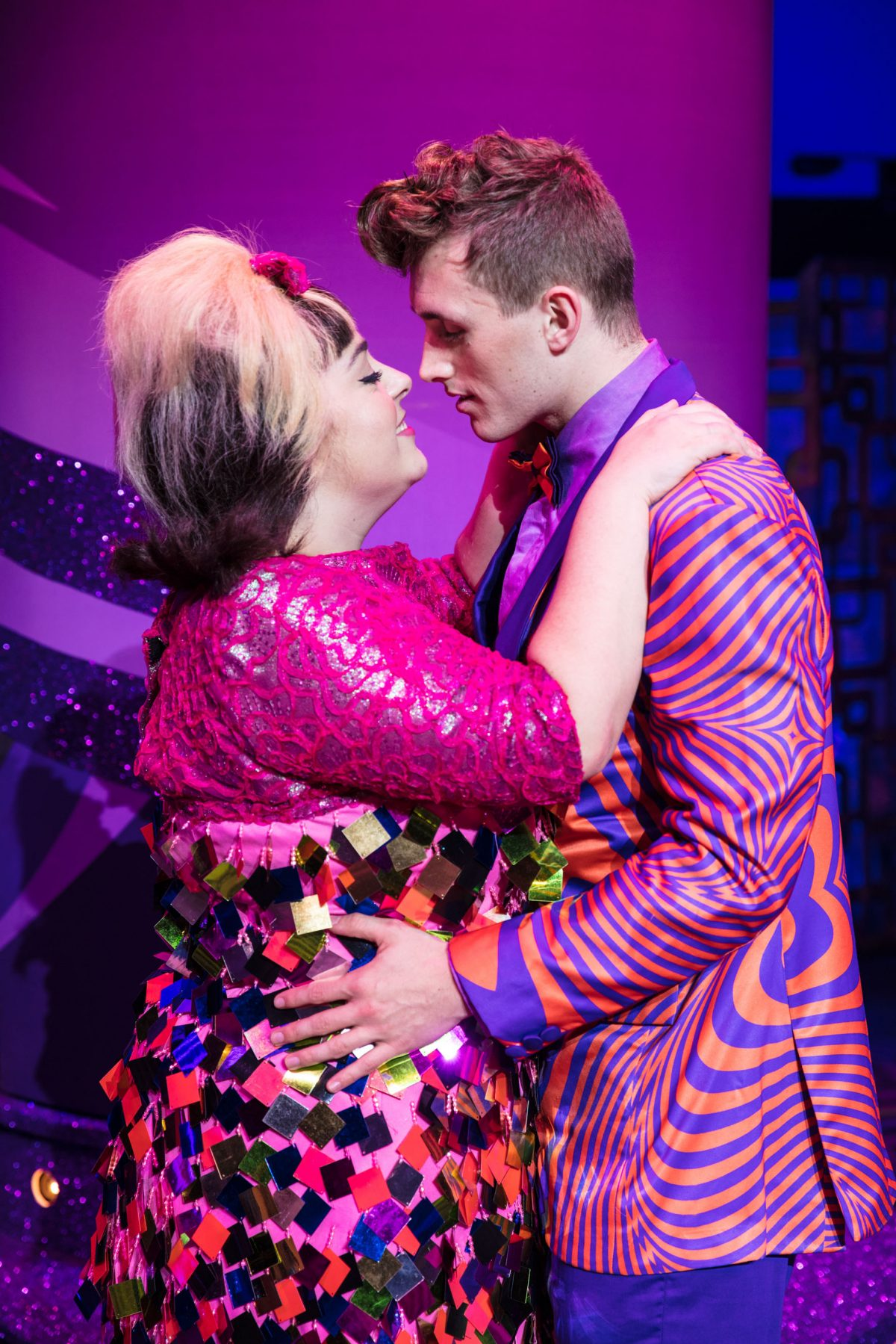 It's time to head back to the 60s as Hairspray brings Baltimore back to Venue Cymru, check out the 5-star review on Blazing Minds