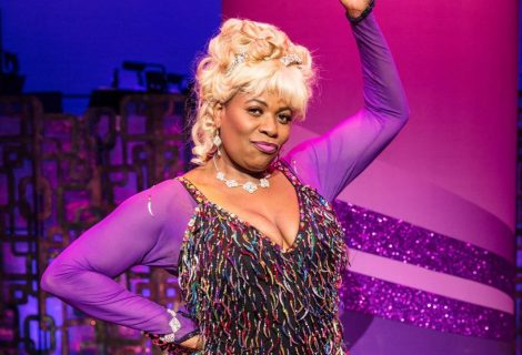 We Chat with Brenda Edwards AKA Motormouth Maybelle from Hairspray