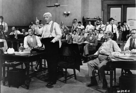 Win INHERIT THE WIND Dual Format (Blu-ray & DVD) edition