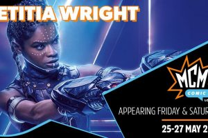 Black Panther's Letitia Wright Heads to MCM London this Weekend!