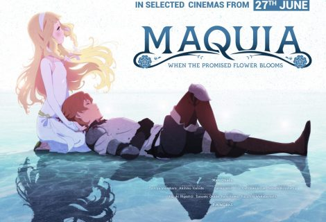 Maquia: New Trailer & Poster Released Ahead of its Release