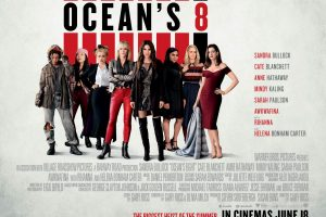 Win an Ocean's 8 Official Merchandise Prize Pack
