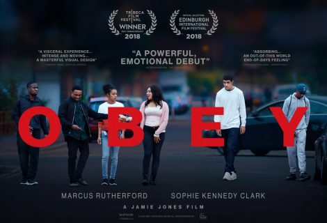 Set Against The London Riots, OBEY Sets Date for UK Premiere