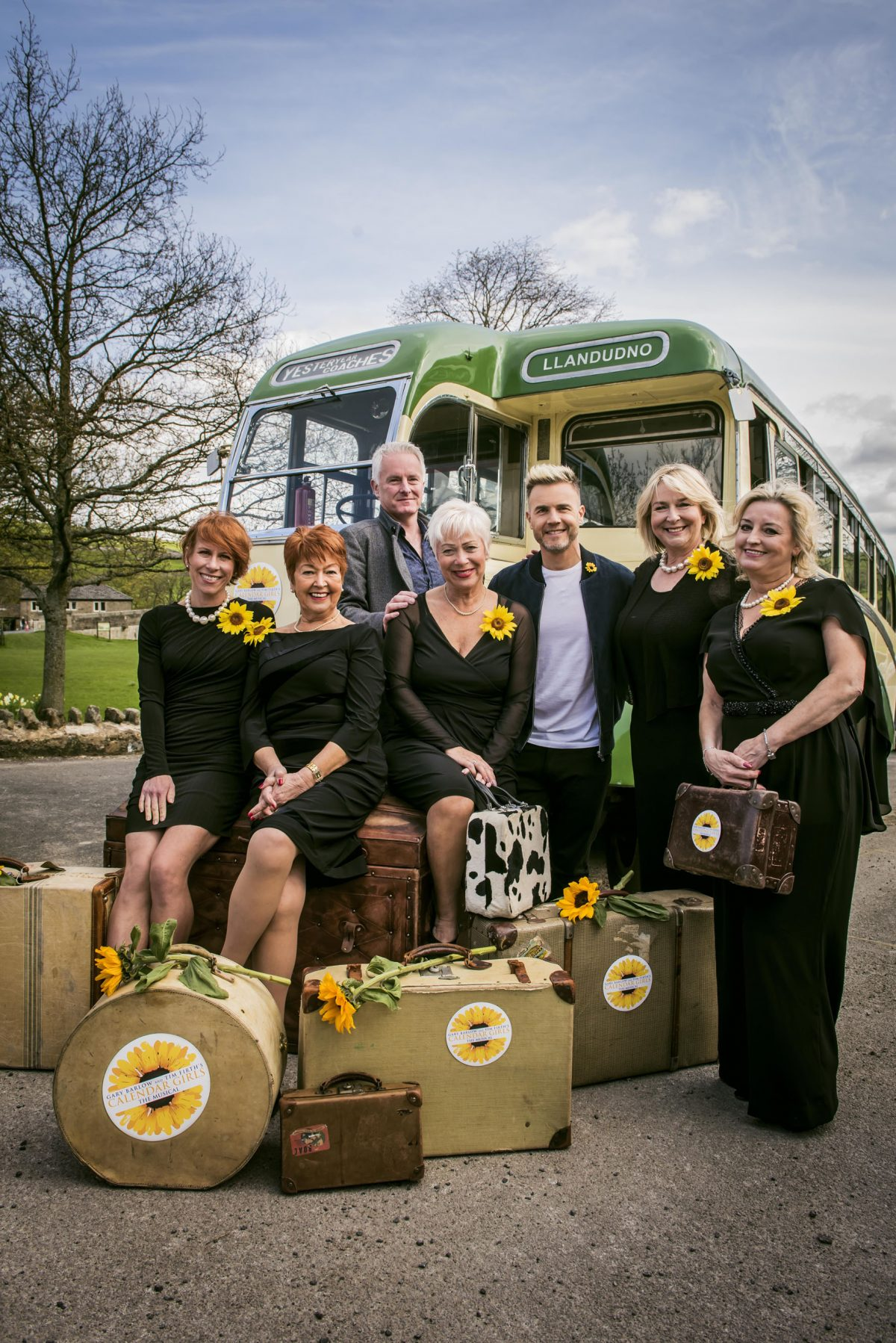 It's a story of shedding inhibitions, real British girl power and turning tragedy into triumph.