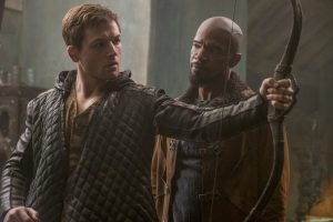 First Look at New Trailer for Robin Hood with Taron Egerton and Jamie Foxx