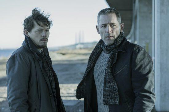 The Bridge 4 - Thure Lindhardt as Henrik - Mikael Birkkjær as Jonas - Photo: Jens Juncker