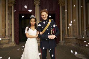 The Windsors Prince Harry and Meghan Markle Royal Wedding