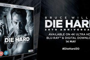 Win 30th Anniversary of DIE HARD on Blu-Ray