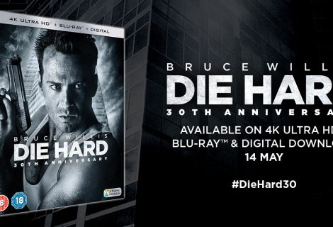 Win 30th Anniversary of DIE HARD on Blu-Ray