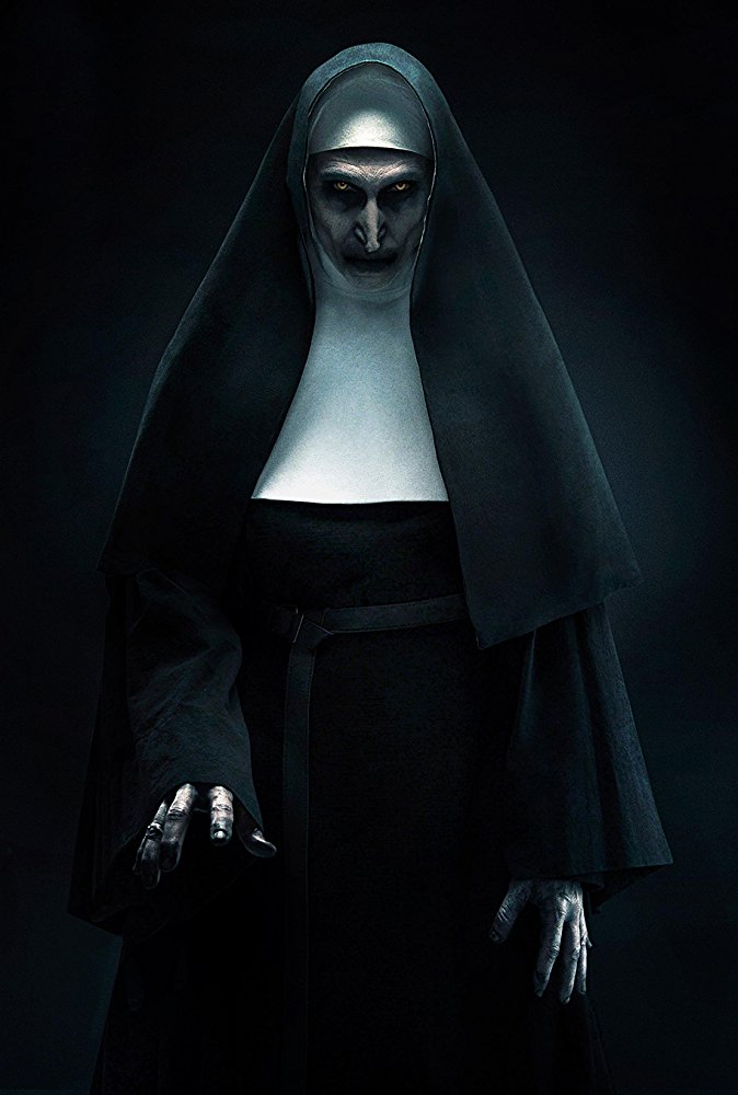 Witness the darkest chapter in The Conjuring Universe... Check out the NEW TRAILER for #TheNunMovie over on #BlazingMinds