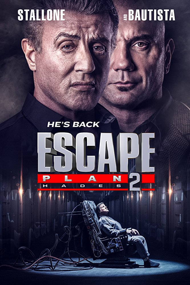With some of the action genre's biggest hitters coming together, Escape Plan 2 promises audiences one hell of a ride.