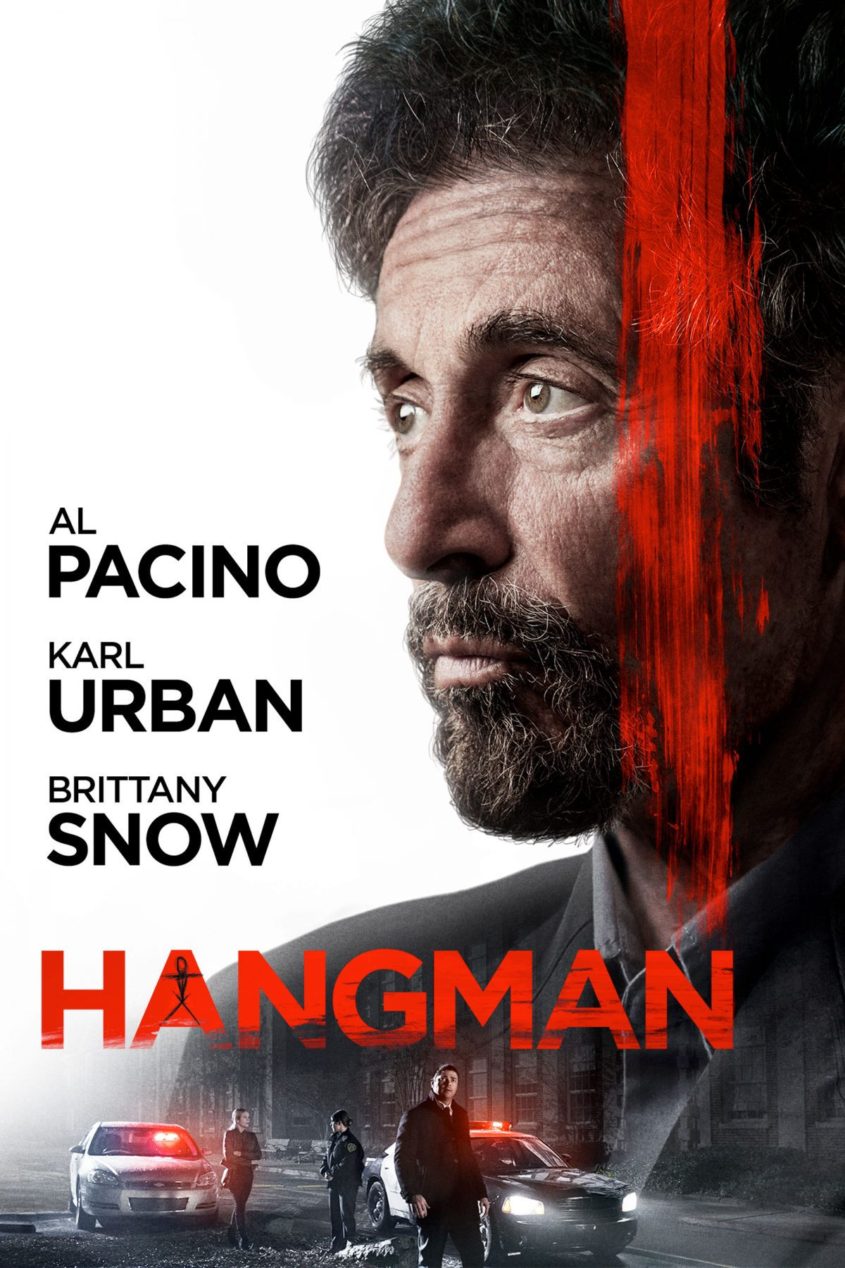 Al Pacino, Karl Urban & Brittany Snow star in Hangman, #BlazingMinds bring you our thoughts on this new thriller, which is out now.
