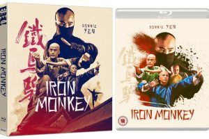 Win IRON MONKEY [Eureka Classics] on Blu-ray