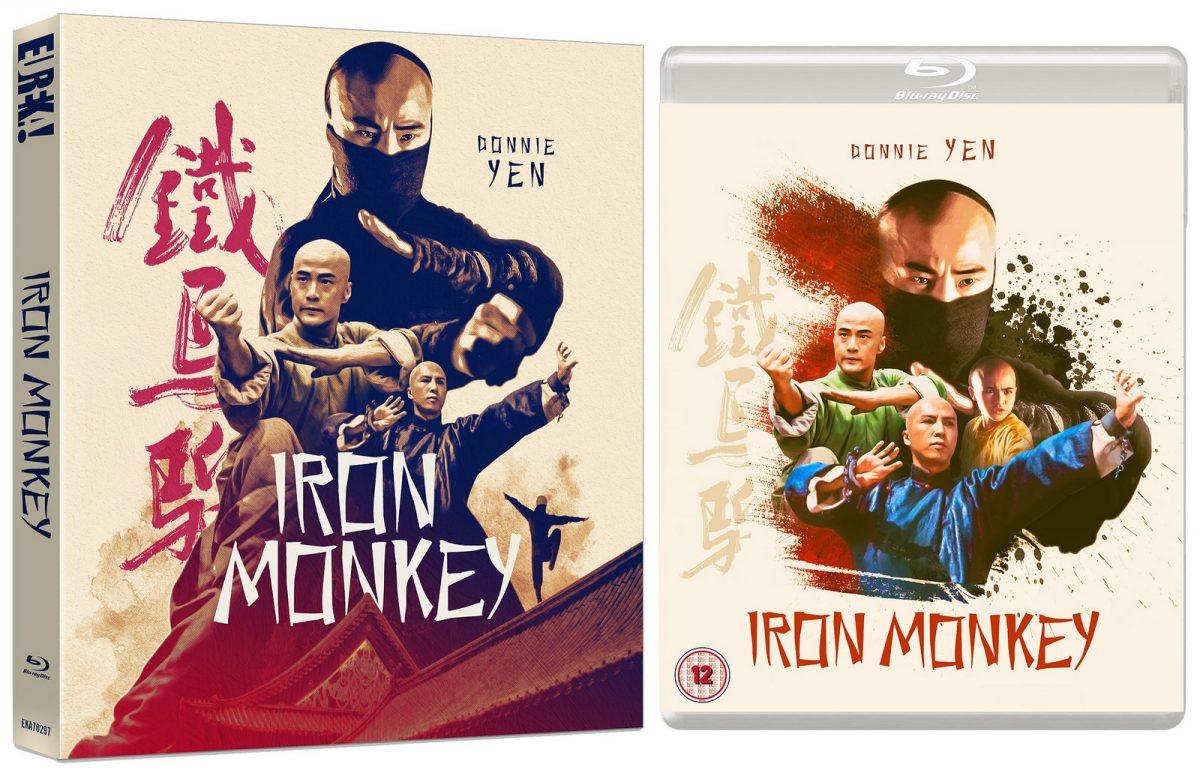 Win IRON MONKEY [Eureka Classics] on Blu-ray