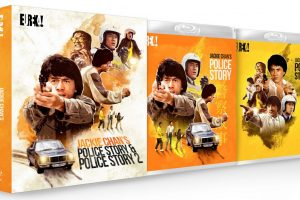 Jackie Chan's Police Story Uncut and Remastered in 4K