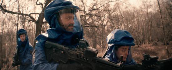 Paul Nicholls in Genesis (Lionsgate UK)