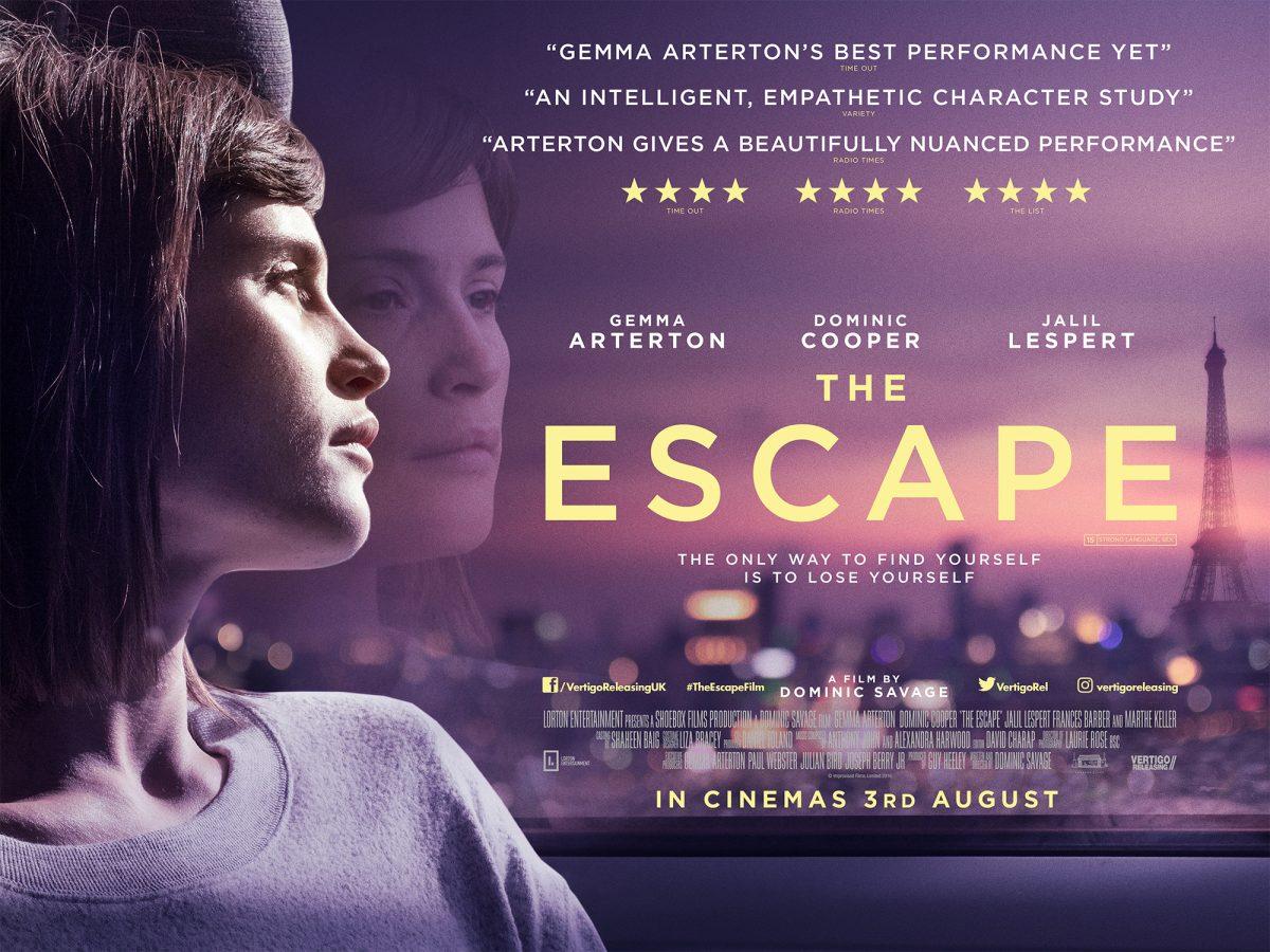 The Escape, New Trailer and Poster Released by Vertigo Releasing